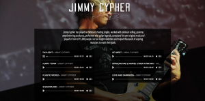 GUITAR LESSONS JIMMY CYPHER 1