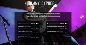 GUITAR LESSONS JIMMY CYPHER 2
