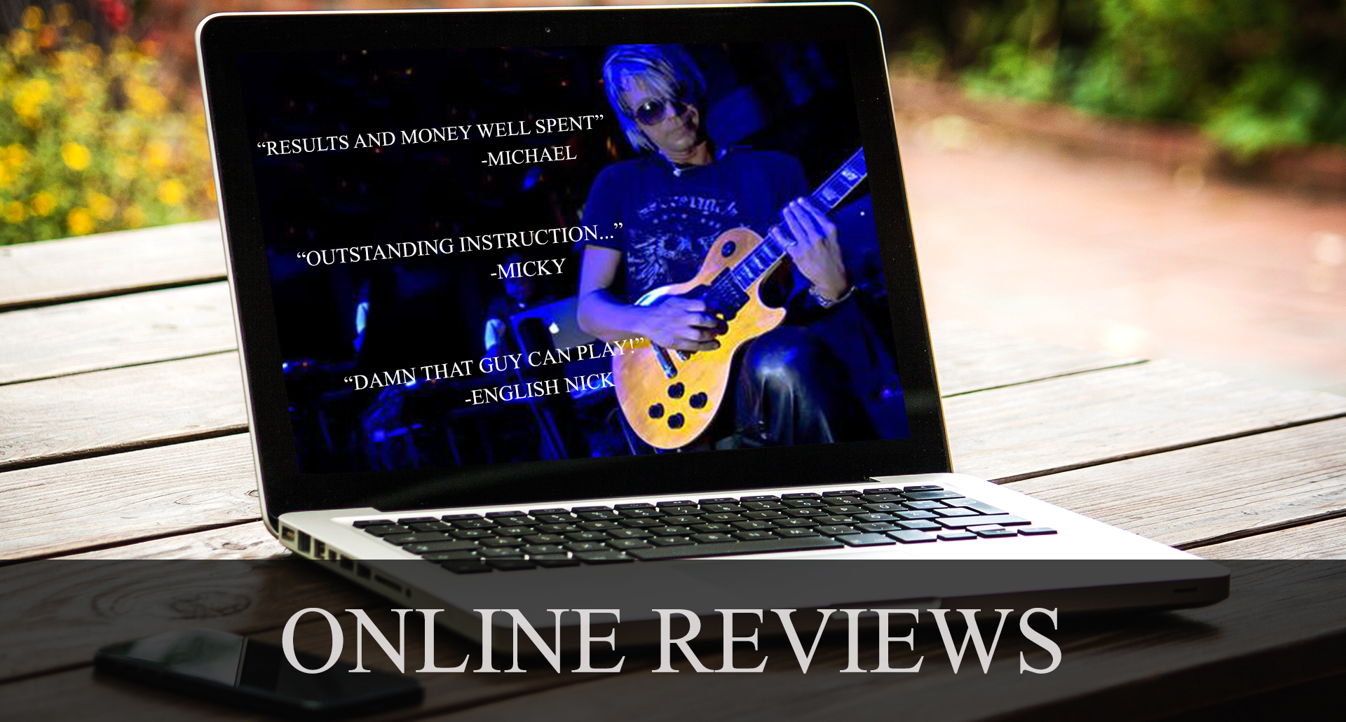 guitar lessons reviews